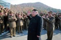 KimJungUn missile