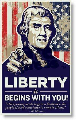liberty you