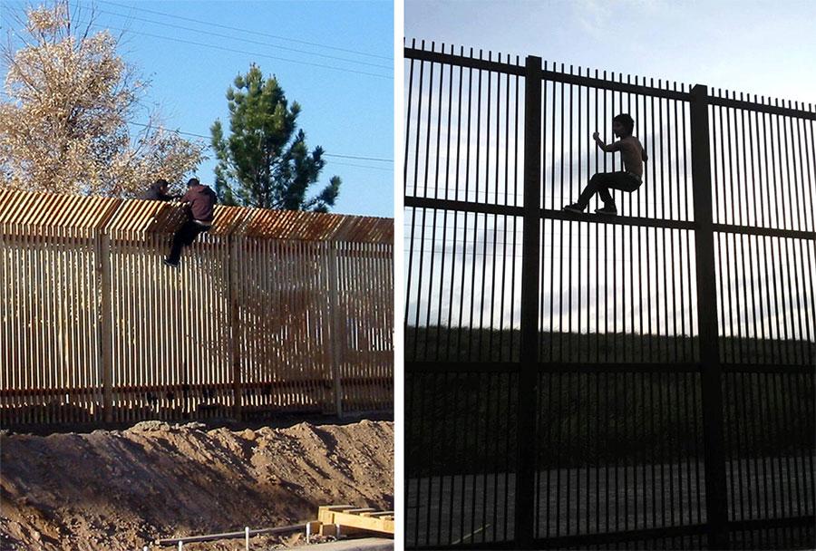 unlawful border crossing
