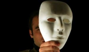 hypocrisy mask