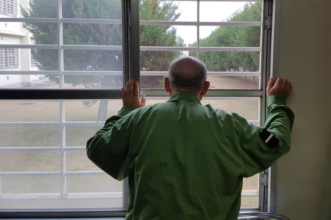 Seniors behind bars in Japan
