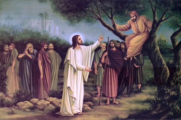 zacchaeus